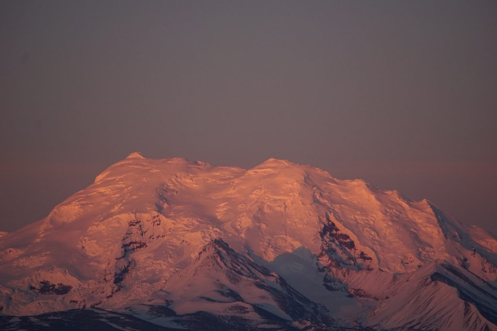 Mount Drum, Wrangell Mountains