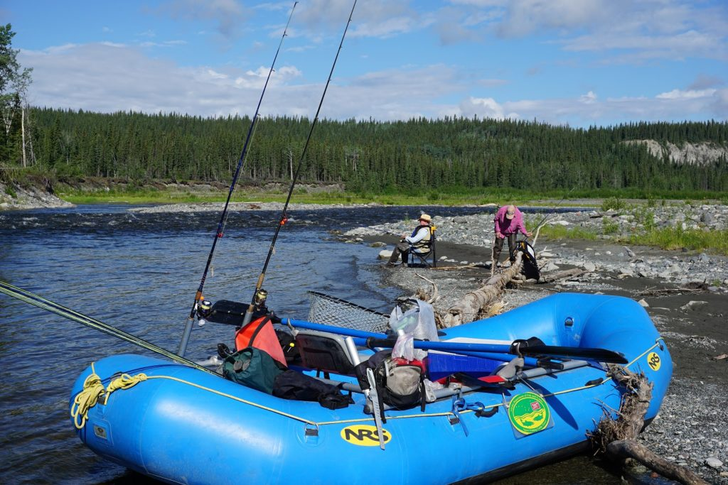 Paxson lake shuttles and fishing gear rentals now offered for Rent fishing gear